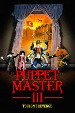 Puppet Master III: Toulon's Revenge (1991)